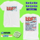 CONCERT 2018 IMPACT MUSIC FESTIVAL JULY WHITE TEE DATES CODE EP01