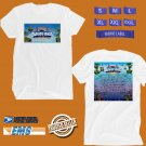 CONCERT 2018 OUTSIDE LANDS MUSIC FESTIVAL AUGUSTUS WHITE TEE DATES CODE EP02
