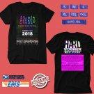 CONCERT 2018 HARD MUSIC FESTIVAL AUGUSTUS BLACK TEE DATES CODE EP01