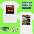 CONCERT 2018 MOONDANCE JAM 27 MUSIC FESTIVAL JULY WHITE TEE DATES CODE EP01