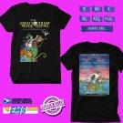 CONCERT 2018 GREAT SOUTH BAY MUSIC FESTIVAL JULY BLACK TEE DATES CODE EP01