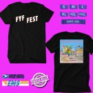 CONCERT 2018 FYE FEST MUSIC FESTIVAL JULY BLACK TEE DATES CODE EP01