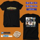 CONCERT 2018 MOUNTAIN HOME COUNTRY MUSIC FESTIVAL JULY BLACK TEE DATES CODE EP01