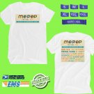 CONCERT 2018 MO POP MUSIC FESTIVAL JULY WHITE TEE DATES CODE EP01