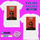 CONCERT 2018 STEVIE WONDER SONG PARTY UNITED STATES TOUR WHITE TEE DATES CODE EP01
