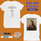 CONCERT 2018 FLORENCE + THE MACHINE HIGH AS HOPE WHITE TEE DATES CODE EP02