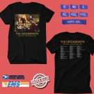 CONCERT 2018 THE DECEMBERISTS YOUR GIRL/YOUR GHOST TOUR BLACK TEE DATES CODE EP02