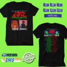 CONCERT 2018 ROB ZOMBIE&MARILYN MANSON THE SECOND COMINGTOUR BLACK TEE DATES CODE EP01