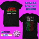 CONCERT 2018 ROB ZOMBIE&MARILYN MANSON THE SECOND COMINGTOUR BLACK TEE DATES CODE EP02