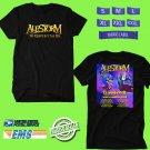 CONCERT 2018 ALESTORM N.AMERICAN TOUR BLACK TEE DATES CODE EP02