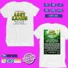 CONCERT 2018 LOST LANDS SEPT FEST WHITE TEE DATES CODE EP01