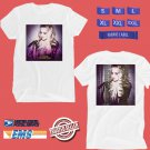 CONCERT 2019 CARRIE UNDERWOOD CRY PRETTY 360 N.AMERICA WHITE TEE DATES CODE EP02