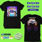 CONCERT 2018 DISNEY JUNIOR DANCE PARTY LIVE BLACK TEE DATES CODE EP01