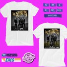 CONCERT 2018 THE STRUTS BODY TALKS N.AMERICA WHITE TEE DATES CODE EP01