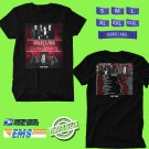 CONCERT 2018 HALESTORM&IN THIS MOMENT, NEW YEARS DAY N.AMERICA BLACK TEE DATES CODE EP01