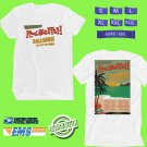 CONCERT 2018 REEL BIG FISH THE TICKLE MY TIKI TORCH TOUR WHITE TEE DATES CODE EP01