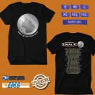 CONCERT 2018 LOCAL H PACK UP THE CATS TOUR BLACK TEE DATES CODE EP01