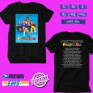 CONCERT 2018 PRETTYMUCH FUNKTION USA TOUR BLACK TEE DATES CODE EP01