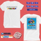 CONCERT 2018 PRETTYMUCH FUNKTION USA TOUR WHITE TEE DATES CODE EP01