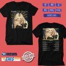 CONCERT 2018 ELLE KING SHAKE THE SPIRITS TOUR BLACK TEE DATES CODE EP01