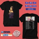 CONCERT 2018-2019 LAUREN DAIGLE LOOK UP CHILD TOUR BLACK TEE DATES CODE EP01