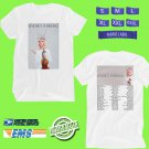 CONCERT 2018 LINDSEY STIRLING THE WANDERLAND USA TOUR WHITE TEE DATES CODE EP01