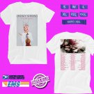 CONCERT 2018 LINDSEY STIRLING THE WANDERLAND USA TOUR WHITE TEE DATES CODE EP02