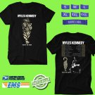 CONCERT 2018 MYLES KENNEDY AND CO. YEAR OF THE TIGER TOUR BLACK TEE DATES CODE EP01