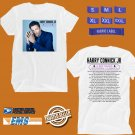 CONCERT 2018 HARRY CONNICK JR NEW ORLEANS TOUR WHITE TEE DATES CODE EP01