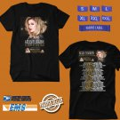 CONCERT 2019 KELLY CLARKSON MEANING OF LIFE TOUR BLACK TEE DATES CODE EP01