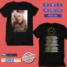 CONCERT 2019 KELLY CLARKSON MEANING OF LIFE TOUR BLACK TEE DATES CODE EP02