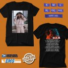 CONCERT 2018 HER I USED TO KNOW HER TOUR BLACK TEE DATES CODE EP01