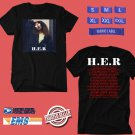 CONCERT 2018 HER I USED TO KNOW HER TOUR BLACK TEE DATES CODE EP02