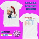 CONCERT 2018 JOHN LEGEND A LEGENDARY CHRISTMAS TOUR WHITE TEE DATES CODE EP01