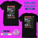 CONCERT 2018 6LACK FROM EAST ATLANTA WITH LOVE WORLD TOUR BLACK TEE DATES CODE EP02