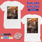 CONCERT 2019 OLD DOMINION MAKE IT SWEET N.AMERICA TOUR WHITE TEE DATES CODE EP02