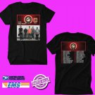 CONCERT 2019 TAKING BACK SUNDAY 20TH ANNIVERSARY TOUR BLACK TEE DATES CODE EP01