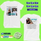 CONCERT 2019 RUSSEL DICKERSON & CARLY PEARCE THE WAY BACK TOUR WHITE TEE DATES CODE EP02