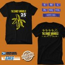 CONCERT 2019 THE DANDY WARHOLS WINTER EUROPE TOUR BLACK TEE DATES CODE EP02