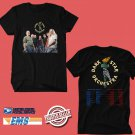 CONCERT 2019 DARK STAR ORCHESTRA WINTER AND SPRING TOUR BLACK TEE DATES CODE EP01