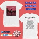 CONCERT 2019 MATT NATHANSON SING HIS SAD HEART TOUR WHITE TEE DATES CODE EP01