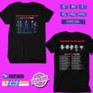 CONCERT 2019 NEW KIDS ON THE BLOCK MIXTAPE TOUR BLACK TEE DATES CODE EP02