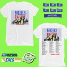 CONCERT 2019 ARKELLS RALLY CRY USA TOUR WHITE TEE DATES CODE EP02