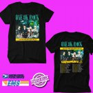 CONCERT 2019 ONE OK ROCK EYE OF THE STORM TOUR BLACK TEE DATES CODE EP01