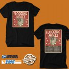 CONCERT 2019 FLOGGING MOLLY EUROPE TOUR BLACK TEE DATES CODE EP01