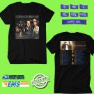 CONCERT 2019 FLORIDA GEORGIA LINE CANT SAY I AINT COUNTRY TOUR BLACK TEE DATES CODE EP01