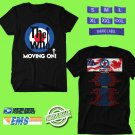 CONCERT 2019 THE WHO MOVING ON! TOUR BLACK TEE DATES CODE EP02