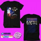 CONCERT 2019 SANTANA & THE DOOBIE BROTHERS SUPERNATURAL NOW TOUR BLACK TEE DATES CODE EP02