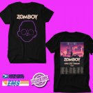 CONCERT 2019 ZOMBOY ROTT N ROLL TOUR BLACK TEE DATES CODE EP02