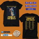 CONCERT 2019 PANIC AT THE DISCO PRAY FOR THE WICKED SUMMER TOUR BLACK TEE DATES CODE EP01